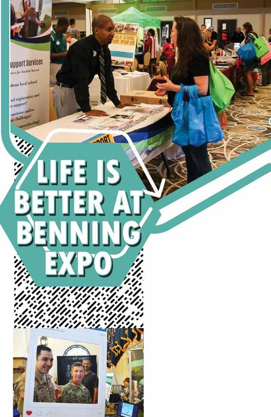 Page 4 of Life is Better at Benning Expo