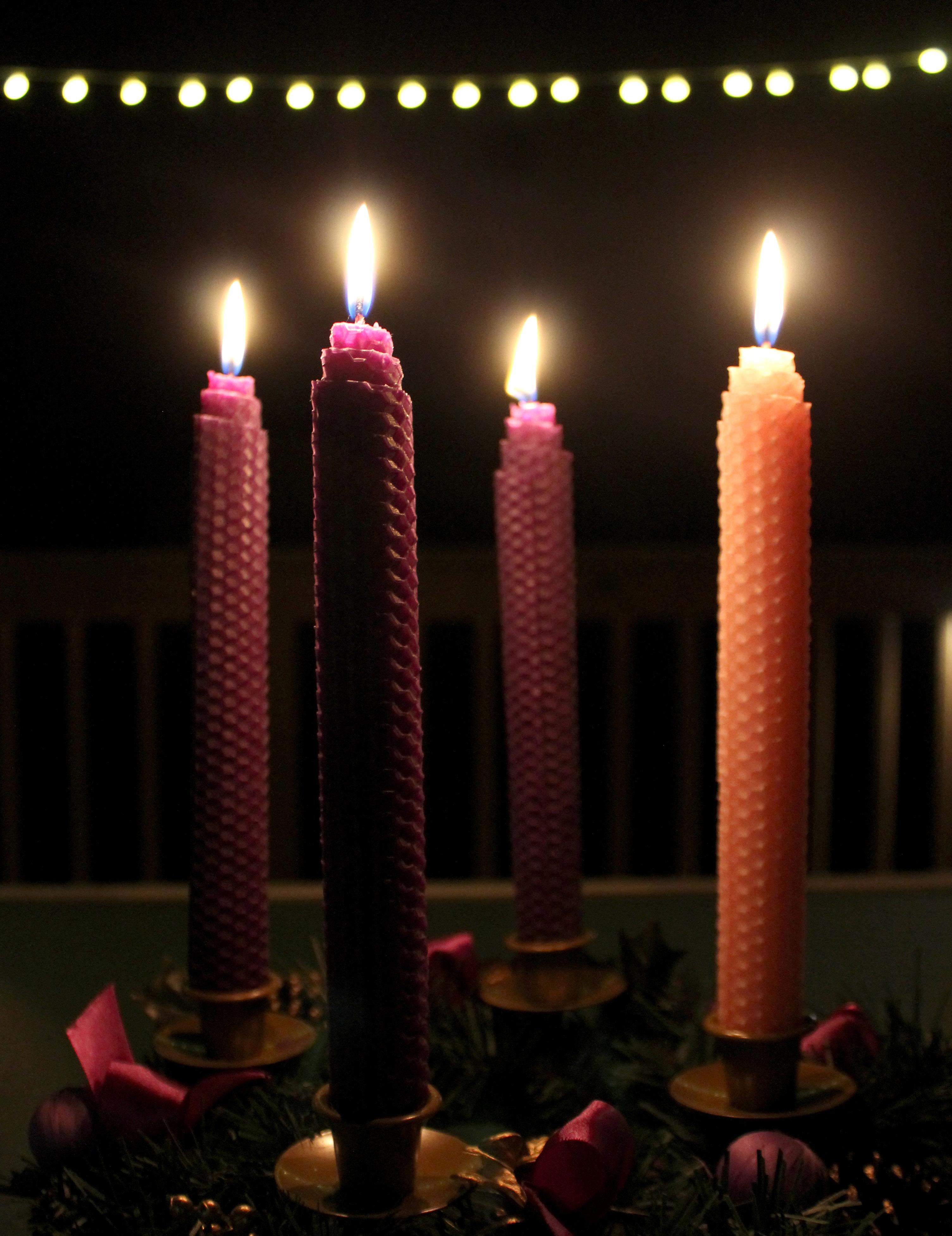 Page 18 of How Can a Candle Smell Like Advent?