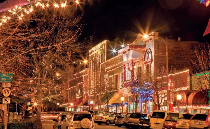 """Page 30 of That Night in Ashland"""" Linda L. Steele describes a special night in this"""