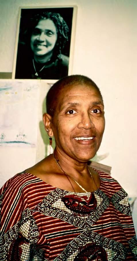 Page 108 of Audre Lorde's Cancer Experiences Dagmar Schultz