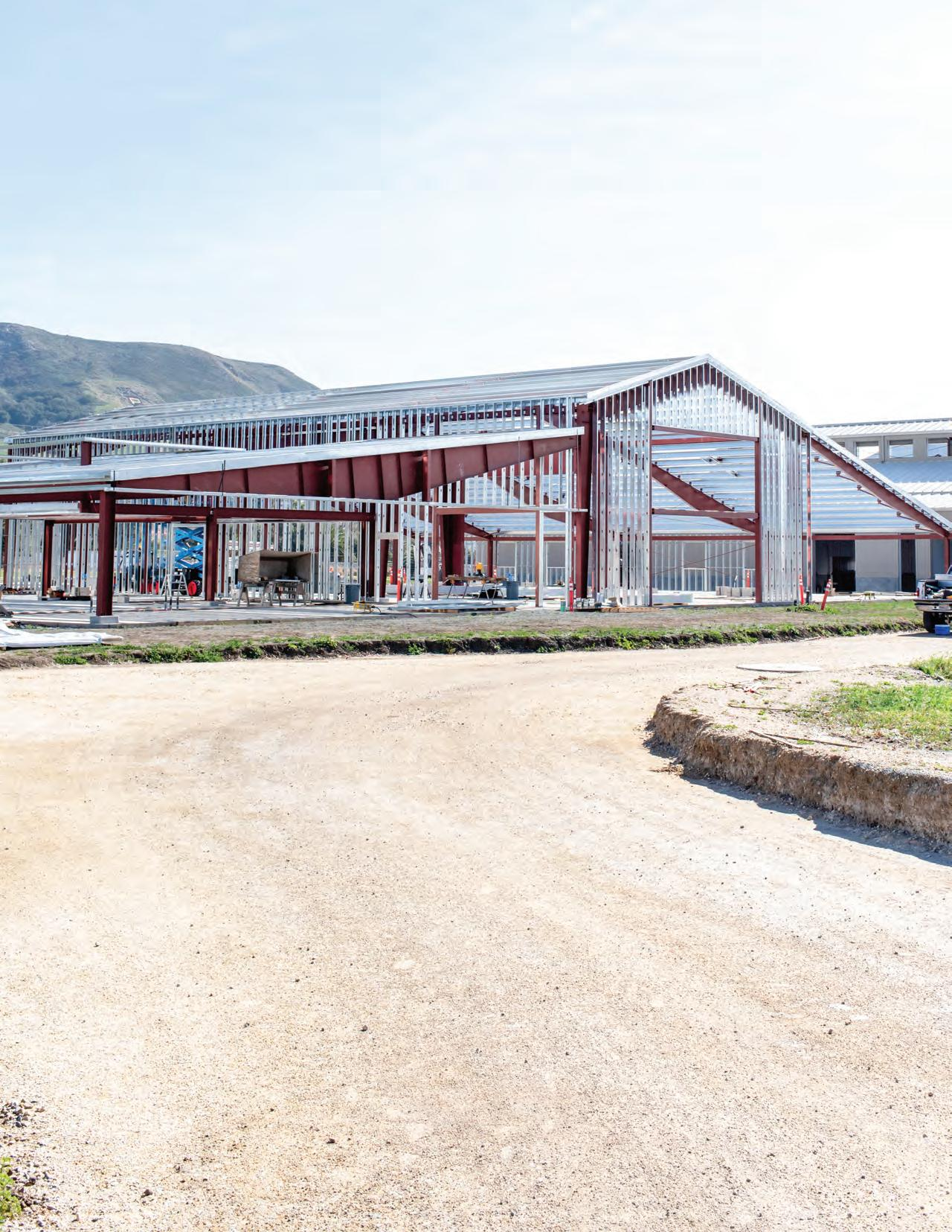Page 6 of JUSTIN AND J. LOHR CENTER FOR WINE AND VITICULTURE