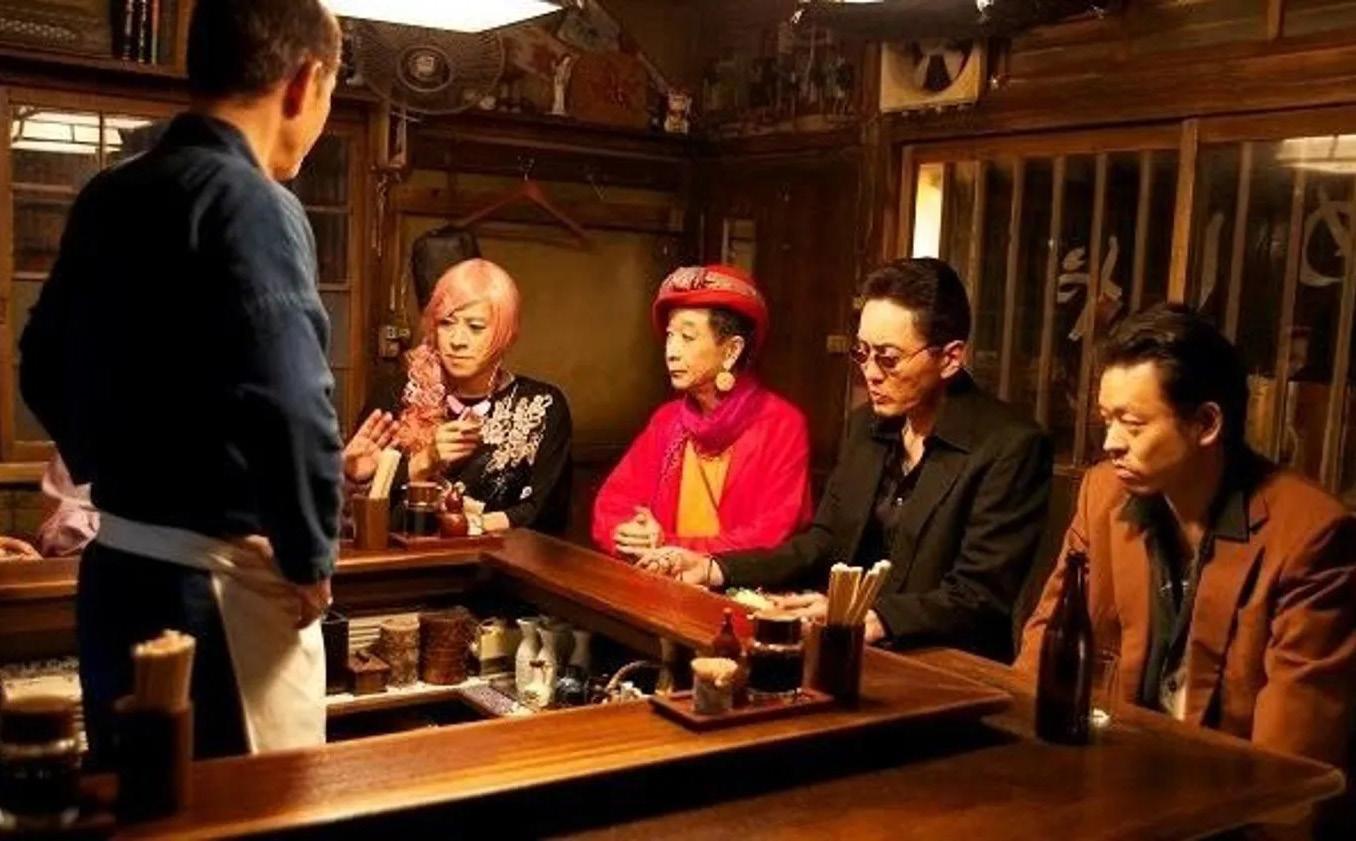 Page 34 of Midnight Diner: Historias de Tokyo