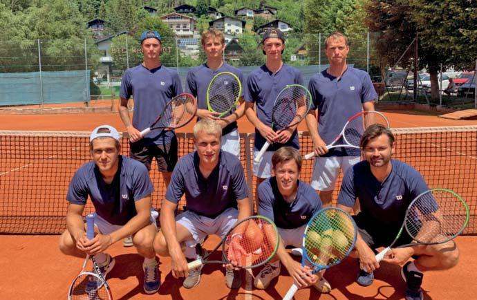 Page 22 of Landesmeister MM: Damen: Henndorf, Herren: TC GM Sports Anif