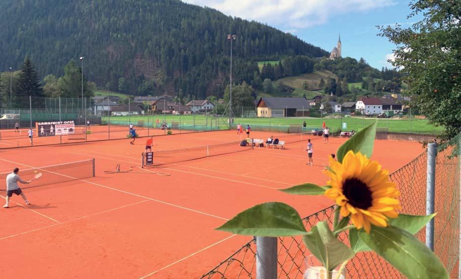 Page 30 of Tennis-Boom im Pinzgauer Bezirkshauptort Tamsweg