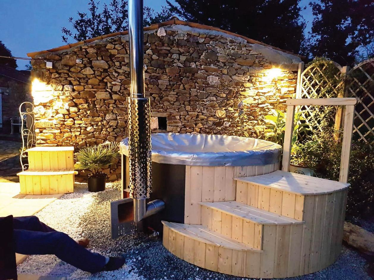 Page 2 of A HOT Topic! Eco-Friendly Hot Tubs.