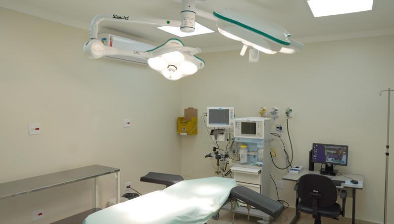 Page 38 of Hospital São Joaquim inaugura novo Centro Cirúrgico Ambulatorial