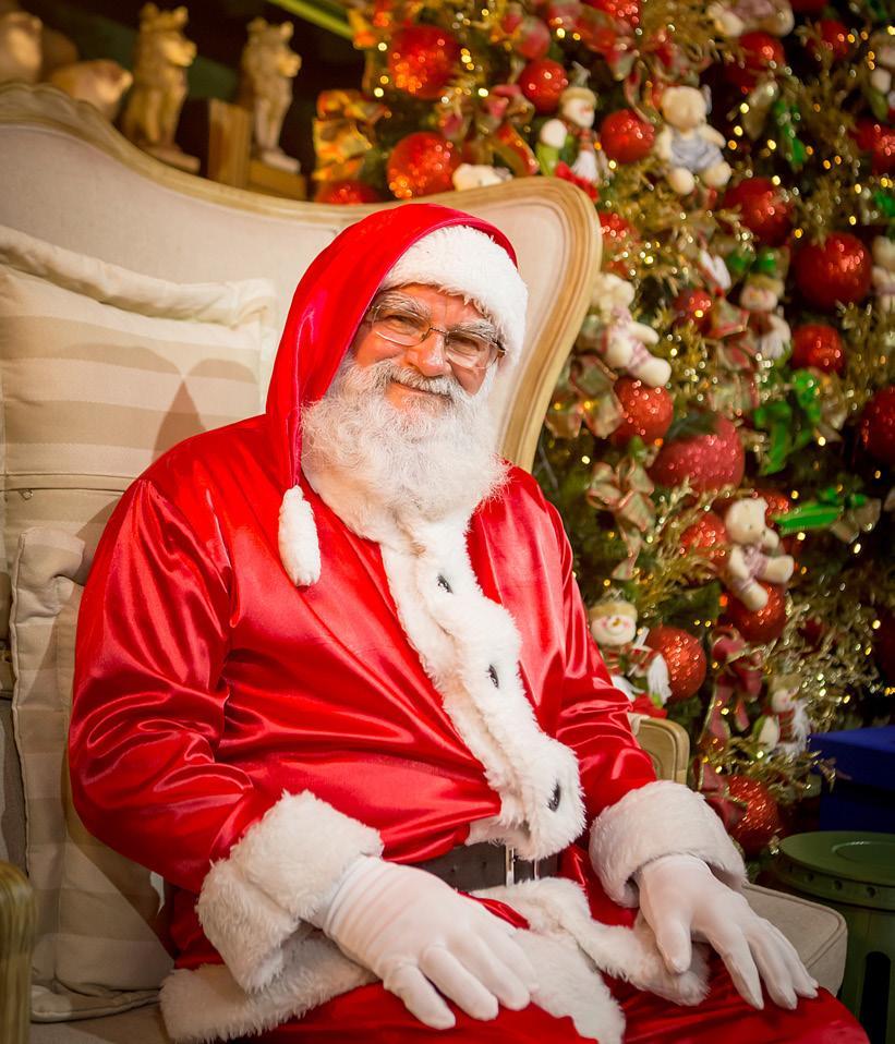Page 34 of Natal Conectado ACIF: campanha reúne lives com o Papai Noel, desfile de trenó e sorteio de carro 0 km