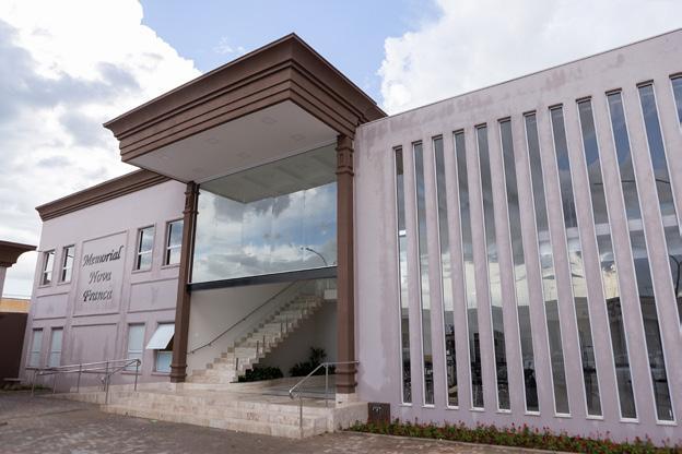 Page 22 of Nova Franca constrói memorial de R$ 4,5 mi com 5 salas velatórias
