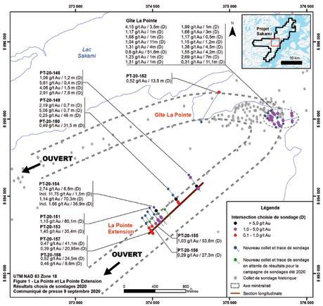 Page 20 of À la recherche de la prochaine mine d'or à la Baie James, au Québec