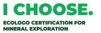 Page 11 of Recognition of best practices in mineral exploration with ECOLOGO