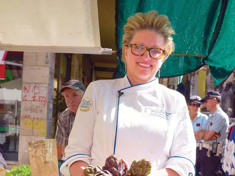 Page 7 of Oceania Chef: Kathryn Kelly
