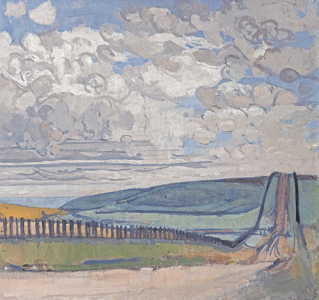 Page 46 of Winter landscape: Horace Trenerry