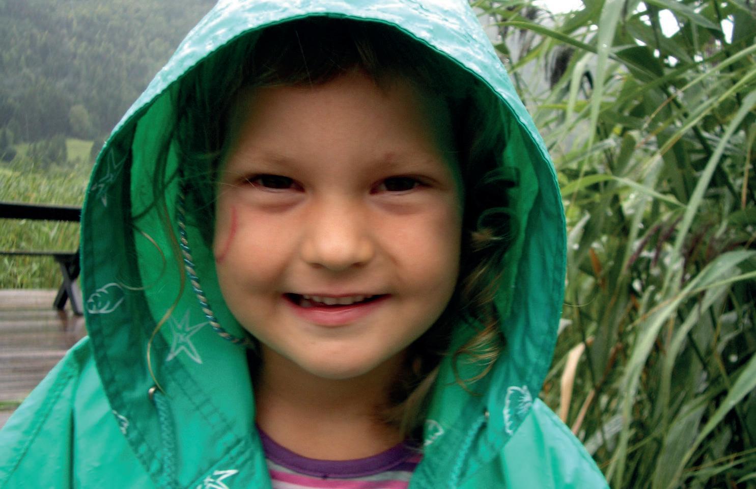 Page 6 of Ich steh' lachend im Regen