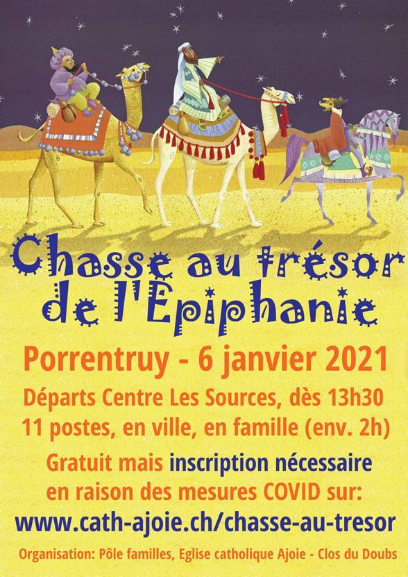 Page 15 of Chasse au trésor de l'Epiphanie