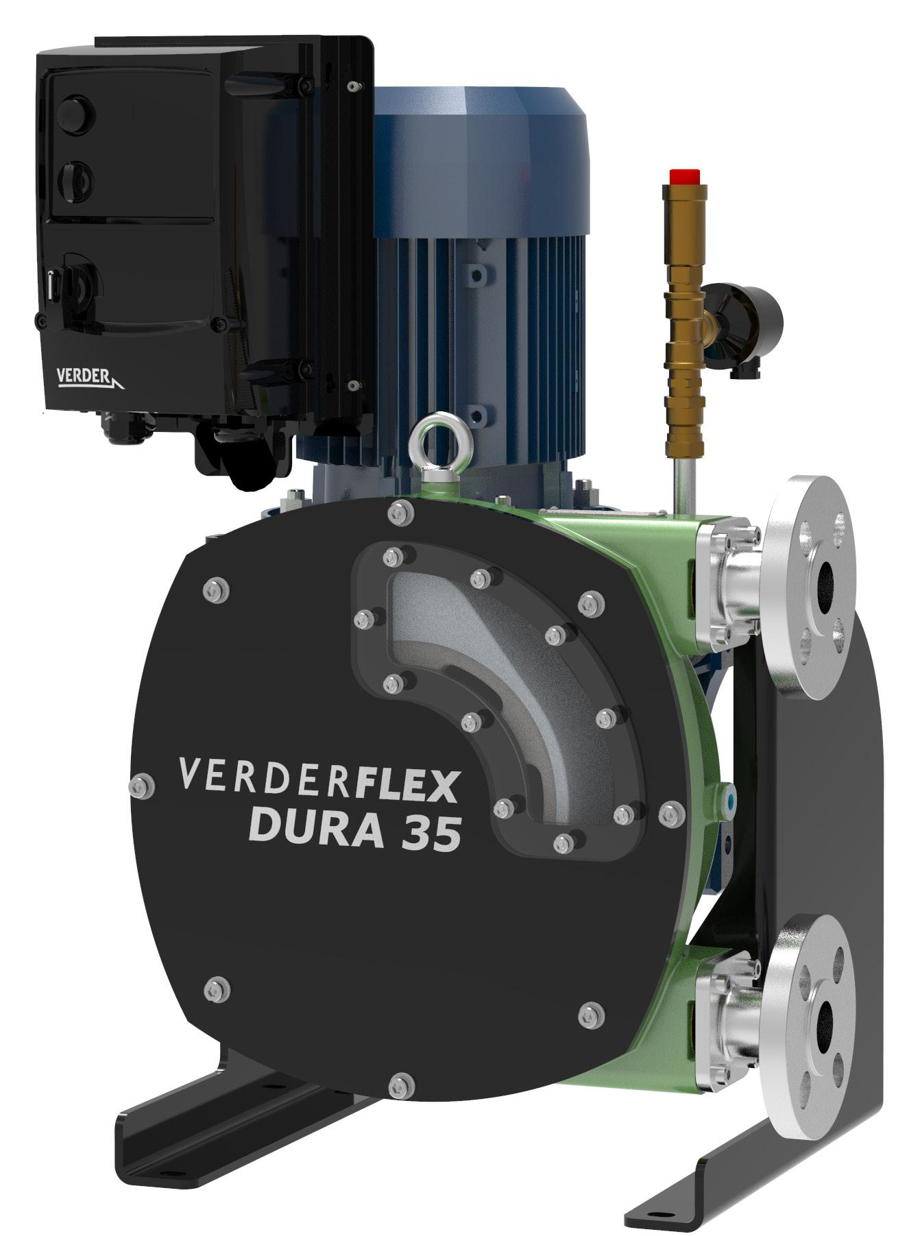 "Page 17 of Verder launches ""ready to use"" hose pumps with iDura range"
