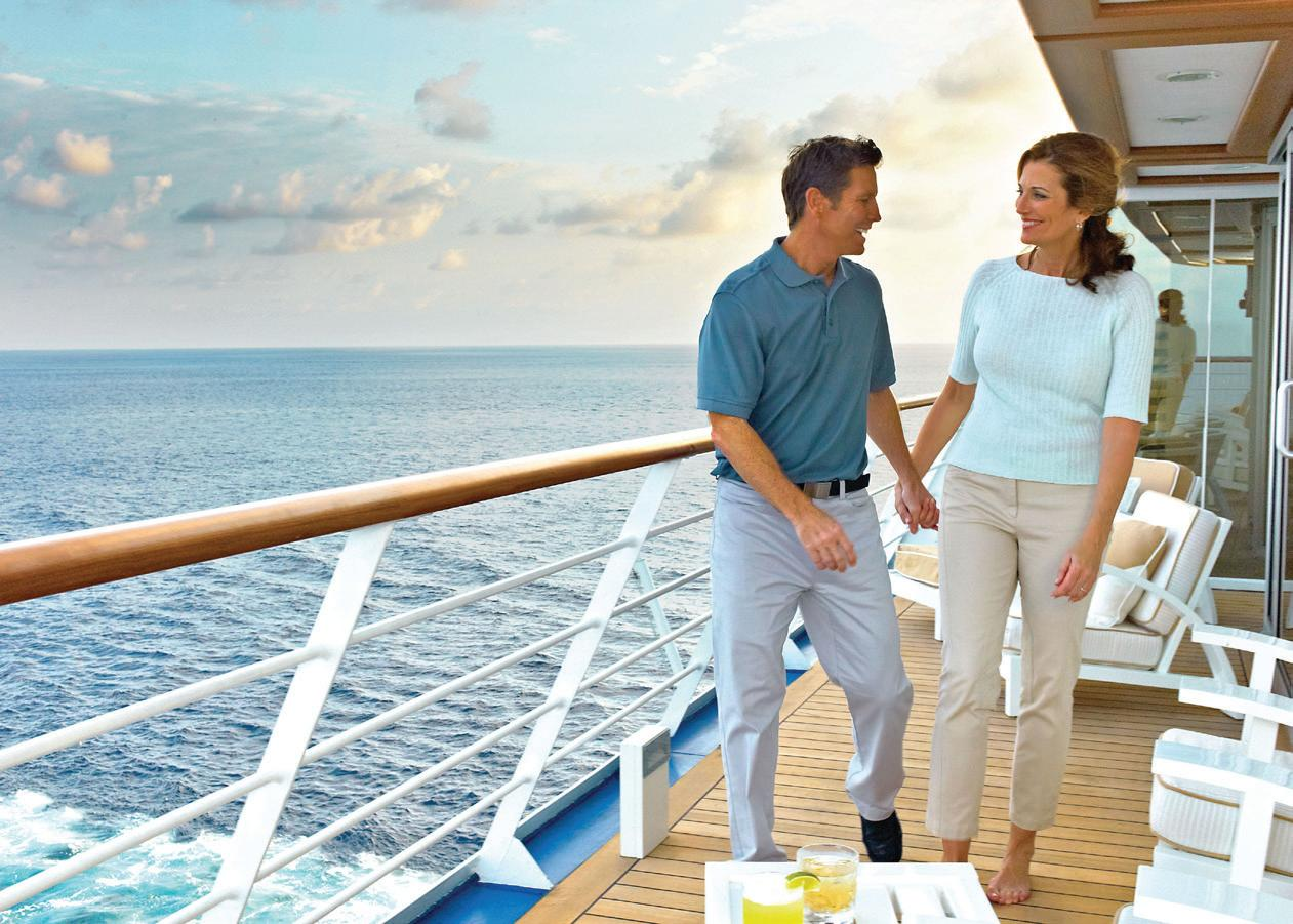 Page 36 of What should passengers expect when cruising returns?