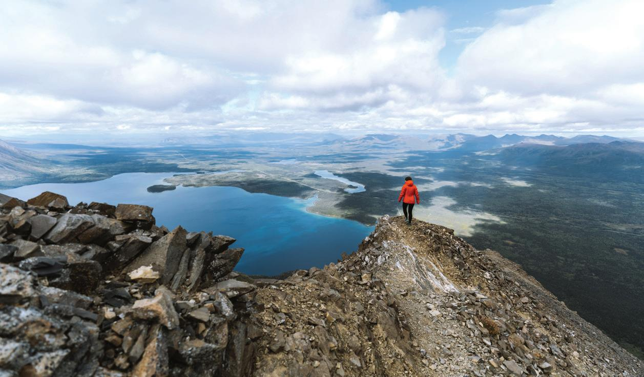 Page 16 of Exploring the Yukon Territory's Wide Open Spaces
