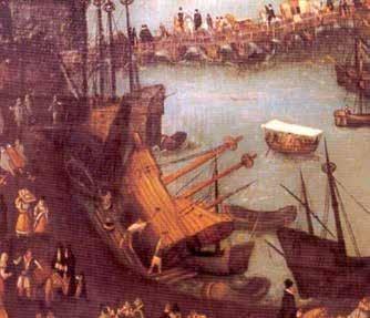 Page 50 of La Construcción naval en Sevilla. De los carpinteros de ribera, al corte por