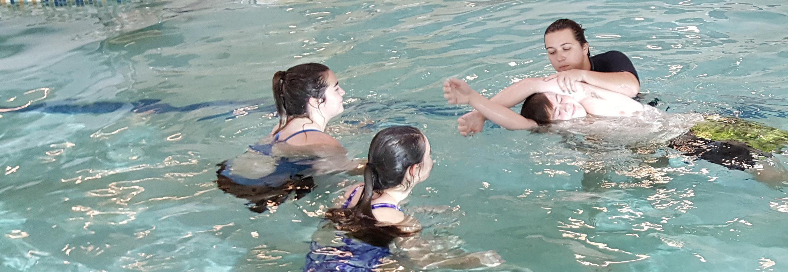 Page 14 of Swimming Lessons/Aquatics