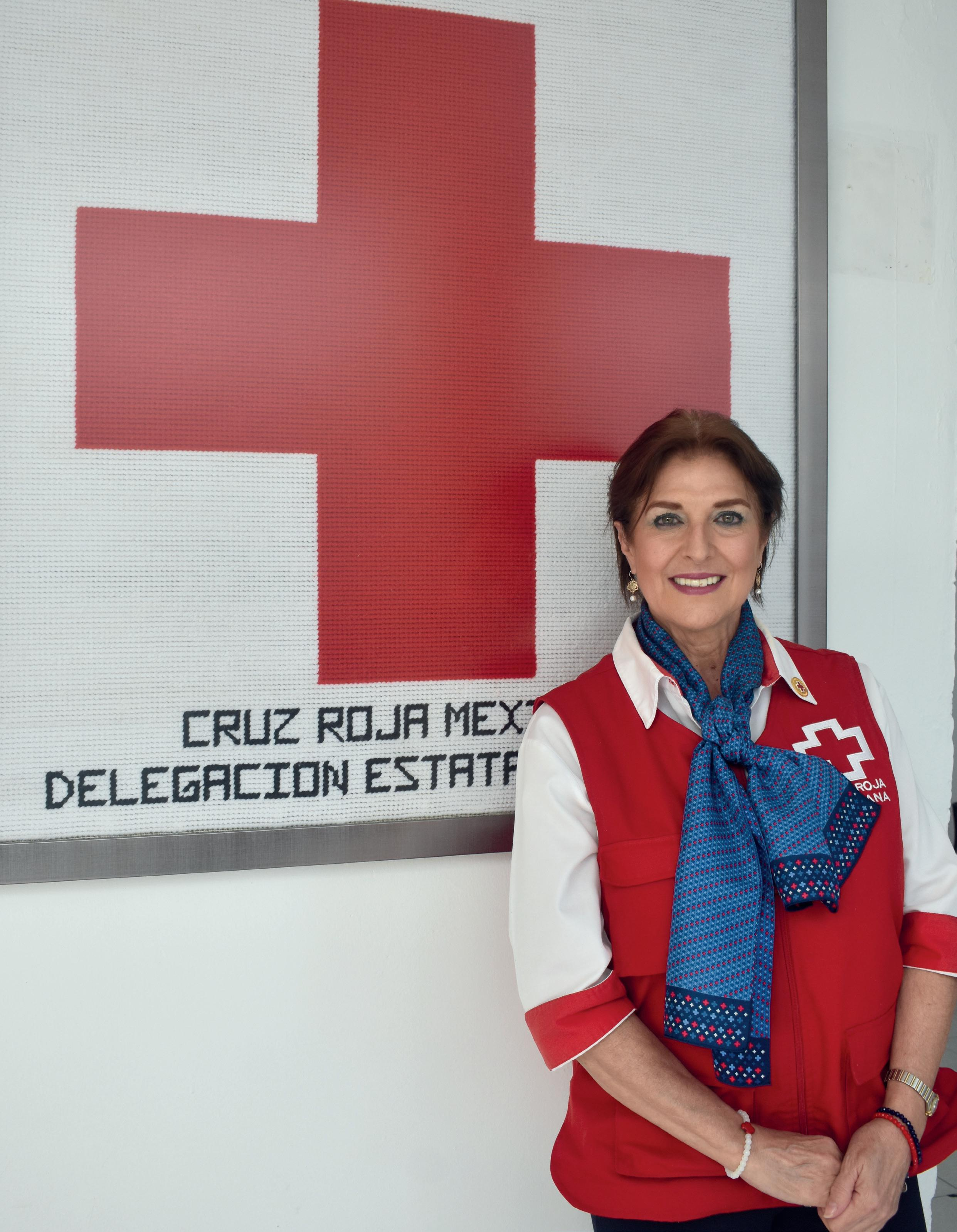 Page 22 of Cruz Roja Mexicana. El valor de servir