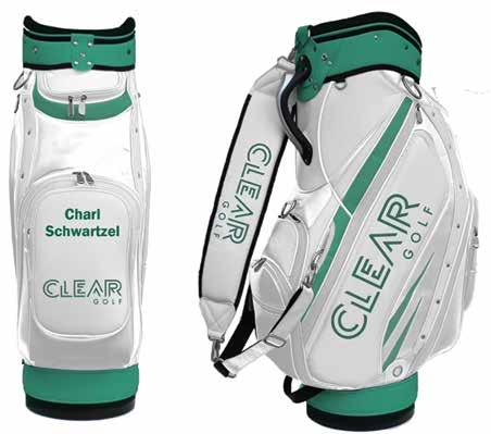 Page 12 of Orca Golf Bags
