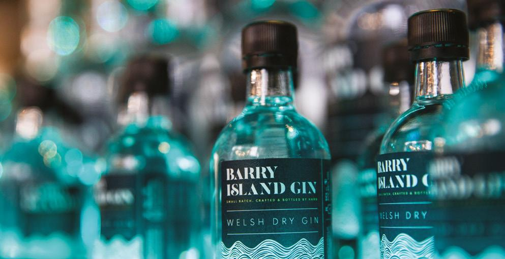 Page 45 of BARRY ISLAND GIN Barry Island now has its very own gin