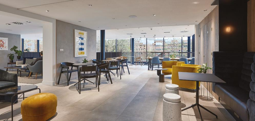 Page 74 of CLOCKWISE Work at new stylish offices in Cardiff City Centre