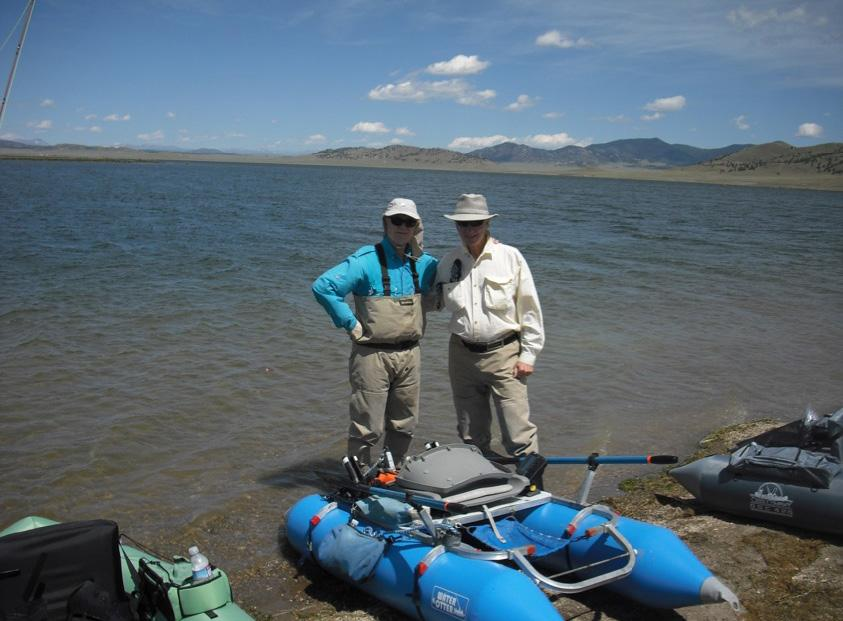 Page 40 of ANTERO RESERVOIR'S MARVELOUS DRAUGHT OF FISHES