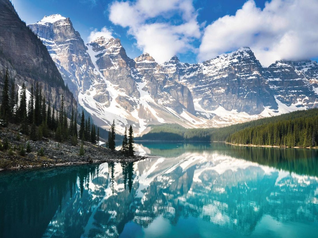 Page 26 of Touring the Canadian Rockies in the serenity of the off-season