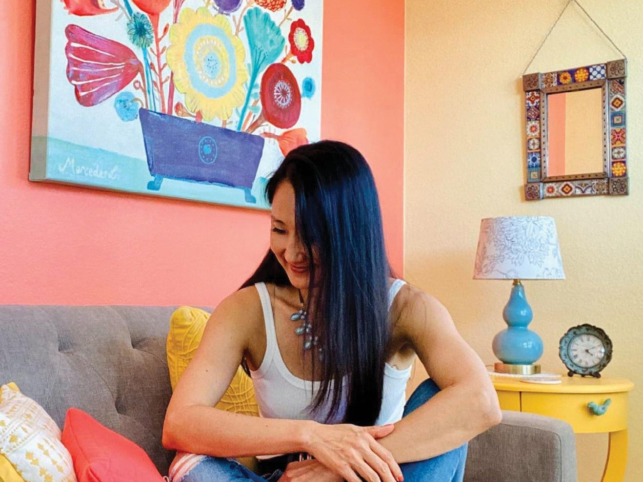Page 22 of San Diego author Salina Yoon is Making Space for What Sparks Joy