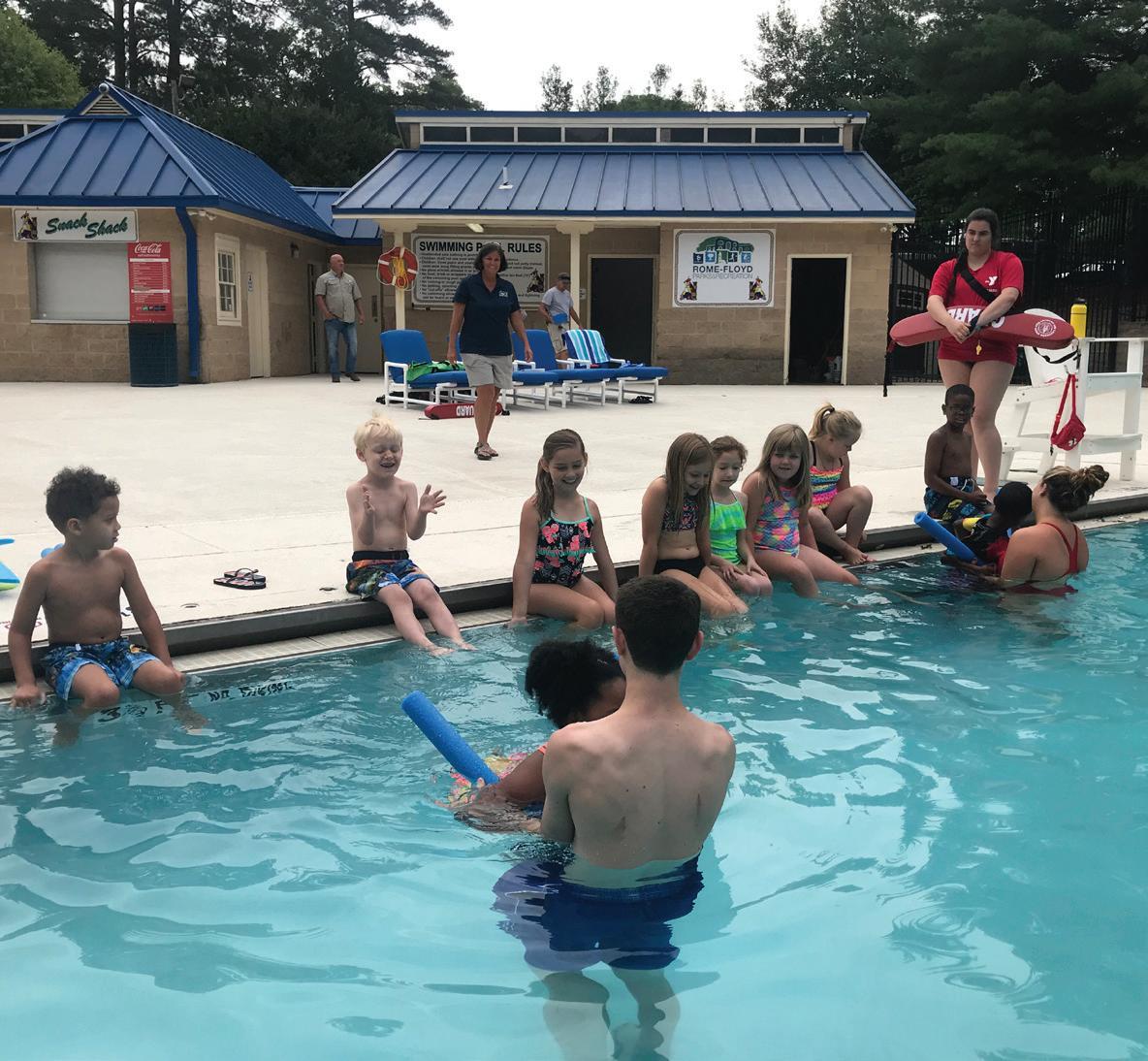 Page 17 of Northside Swim Center