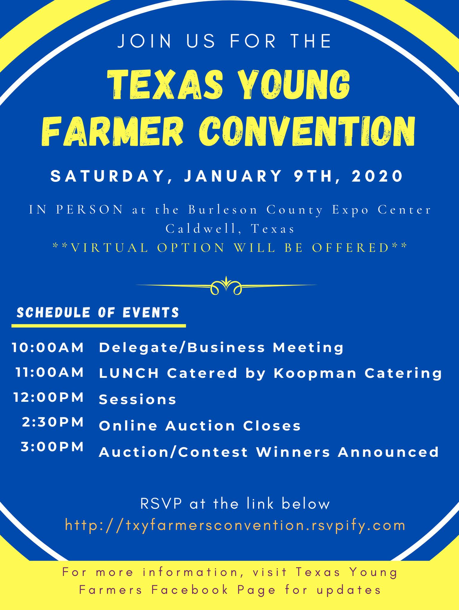 Page 48 of Texas Young Farmers Updates