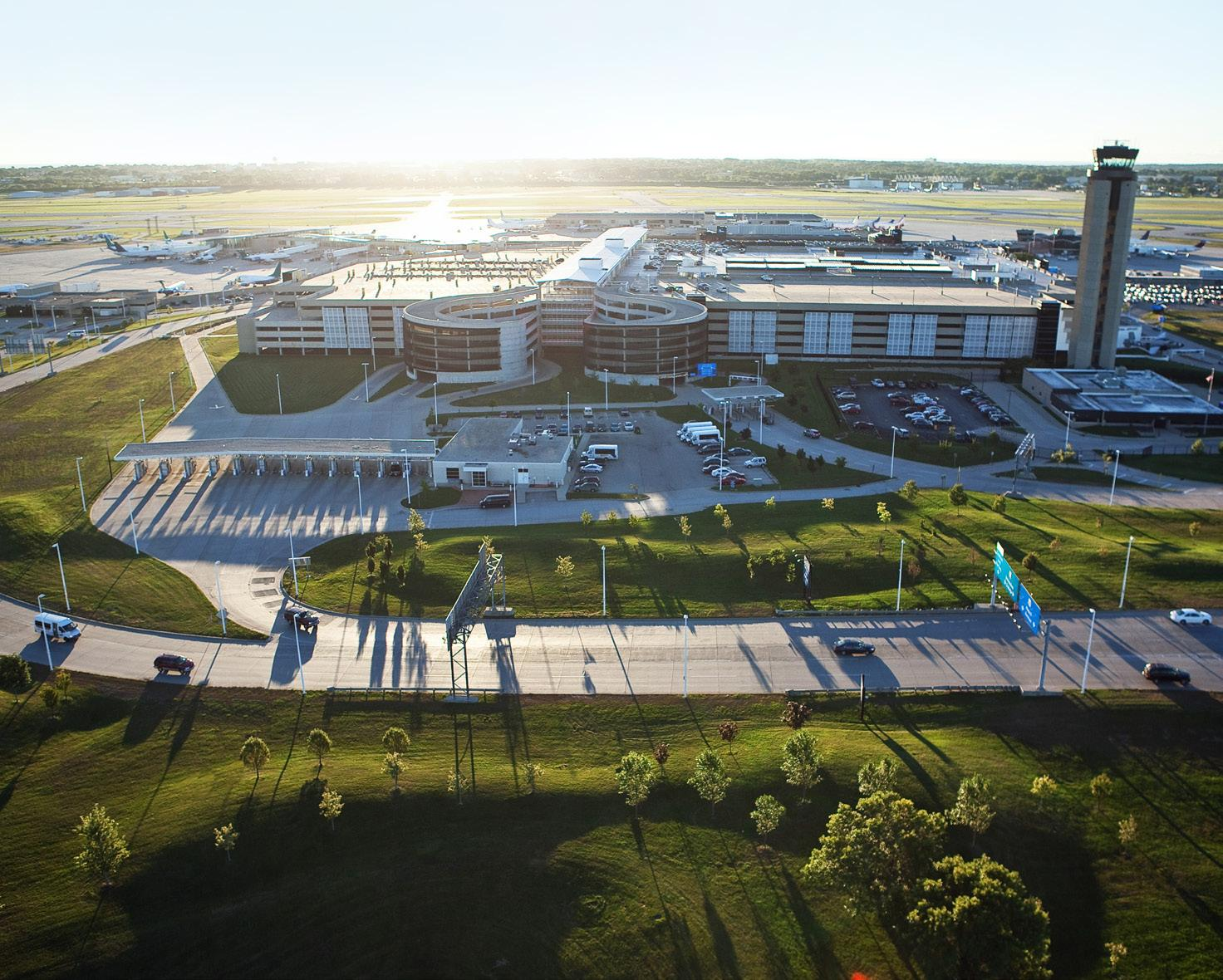 Page 10 of Donor Profile: MKE Mitchell International Airport: Premier Partner
