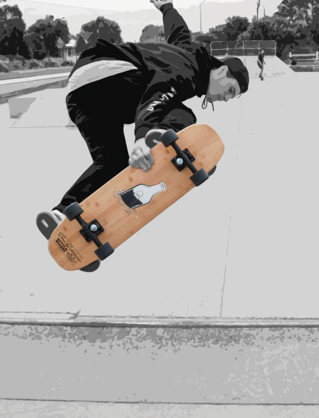 Page 18 of Skateboard Makers On A Roll