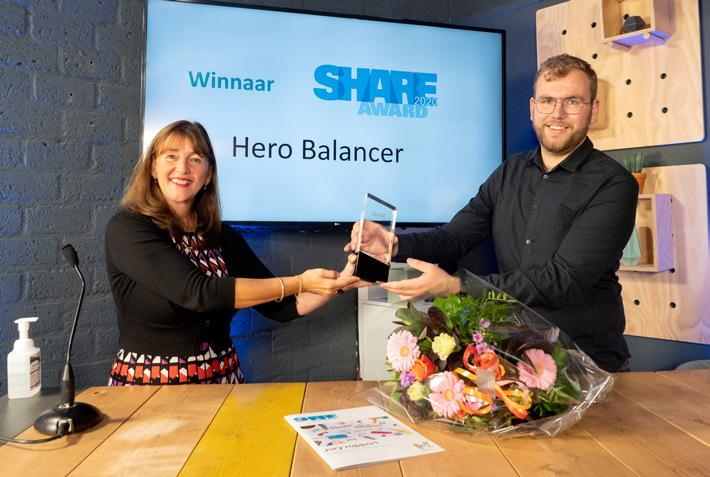 Page 50 of SHARE AWARD 2020 Balans is winst