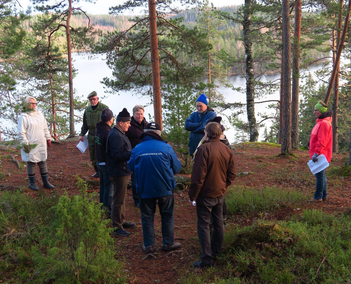Page 8 of Kukin tavallaan – Keski-Suomen Leader-ryhmien toiminta