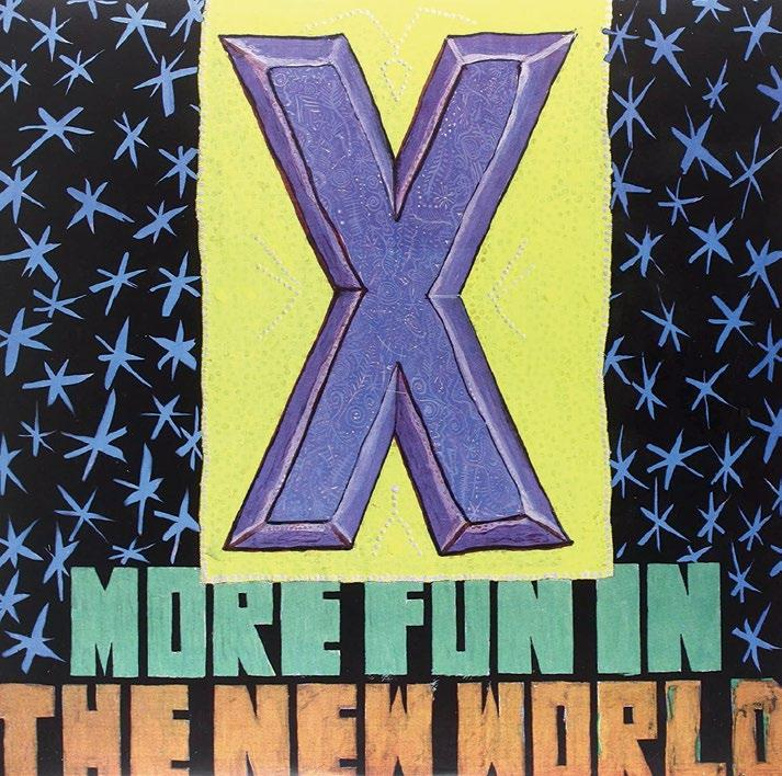 """Page 16 of Classic Tracks: X and """"The New World"""