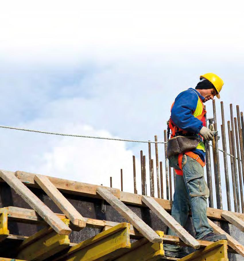Page 30 of De bouw tot nu toe minder getroffen dan andere sectoren