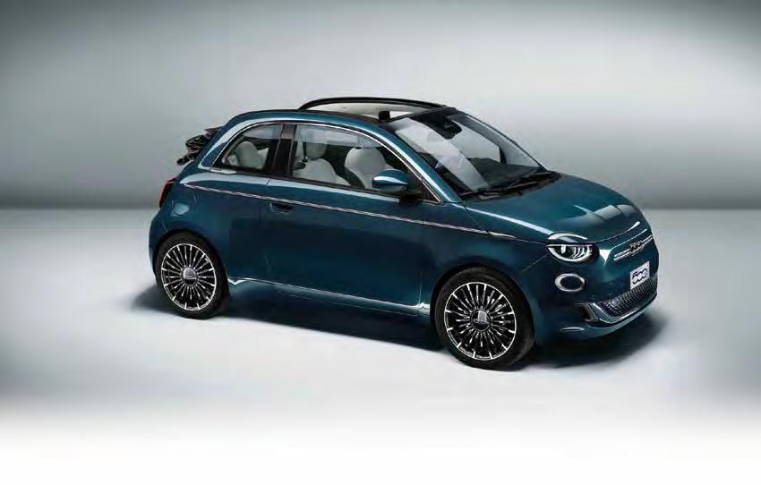 Page 66 of Rubriek Business op Wielen test de nieuwe Fiat 500E