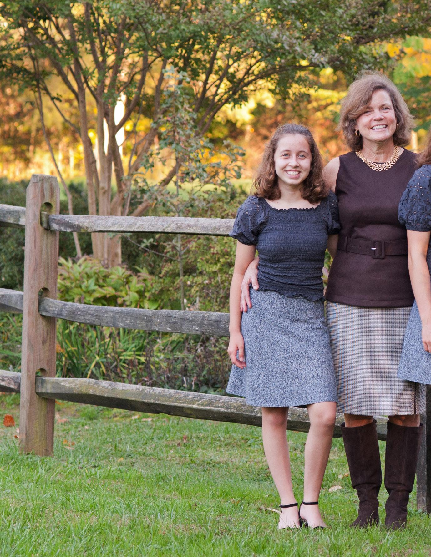 Page 6 of Parishioner Profile: The Moore Family