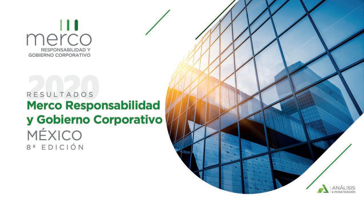 Page 10 of MERCO, Resultados 2020 | MERCO Responsabilidad y Gobierno Corporativo