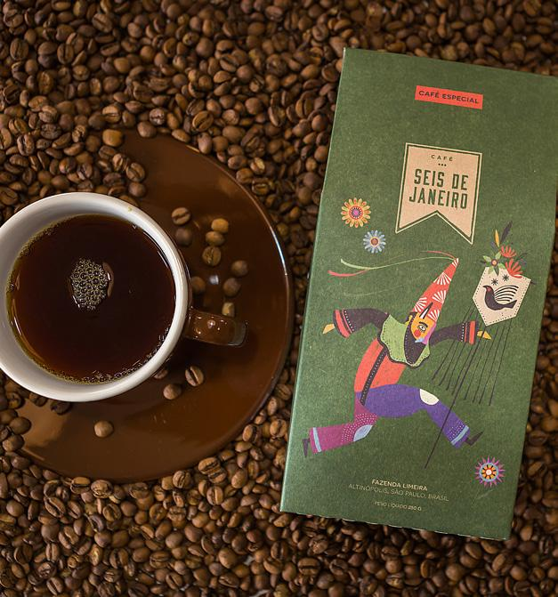 Page 20 of Café Seis de Janeiro investe em qualidade e ressalta a cultura popular