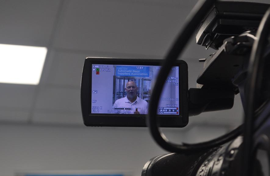 Page 28 of LIGHTS, CAMERA, ACTION – ADSA LIVE STREAMS TRAINING FOR QUALITY STANDARDS