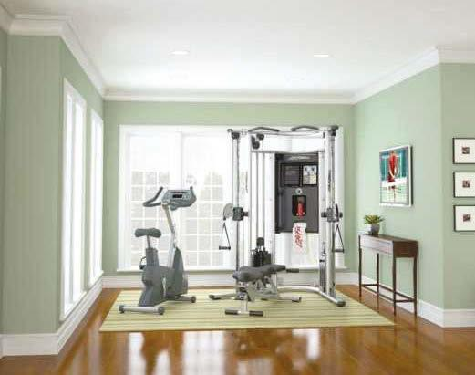 Page 56 of Home Gym Makeovers