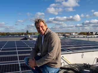 story from: Mini Magazine Hilversum Zuid West Energiepositief