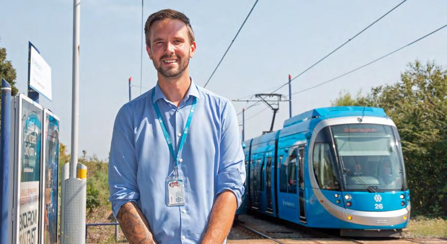 Page 44 of Rising star of the light rail world