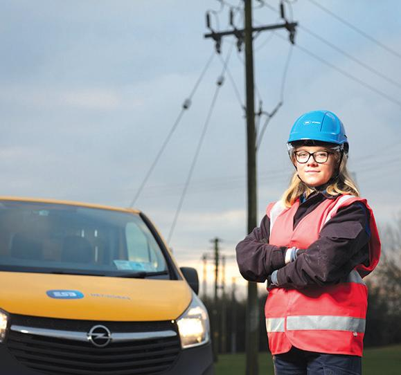 Page 22 of See your career going places with the ESB Networks Apprenticeship Programme