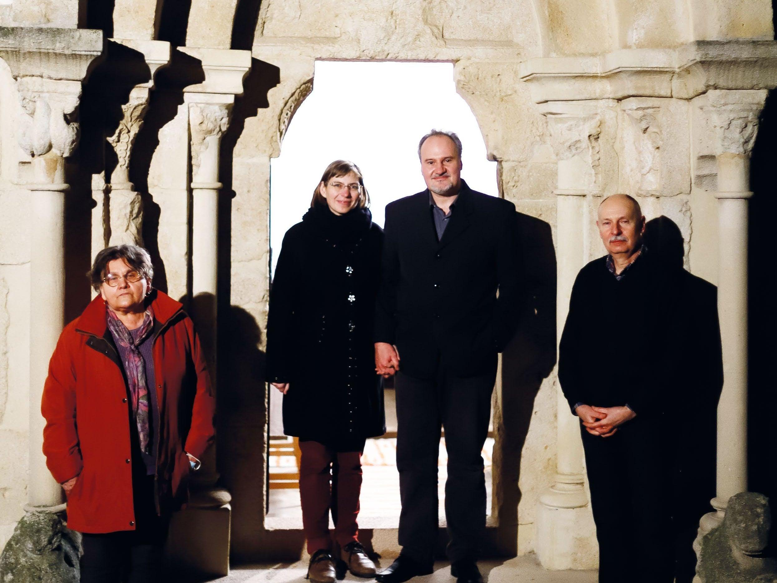 Page 16 of Befogadó gyülekezet a Balaton-felvidéken