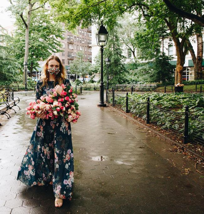 Page 32 of Floral Hearts Project: Interview with artist Kristina Libby