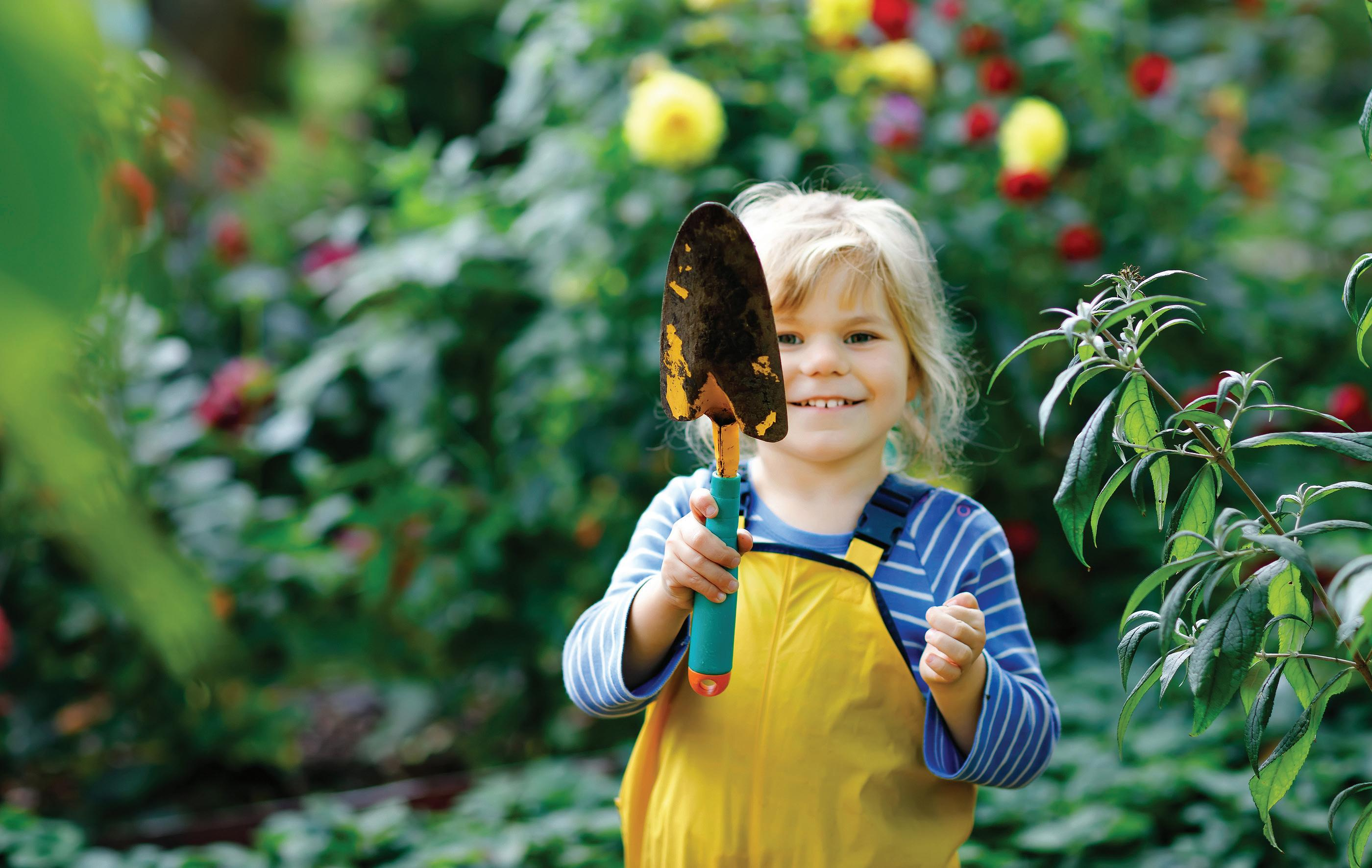 Page 14 of Benefits of Gardening With Kids